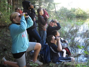Orwell Village School Environmental Day