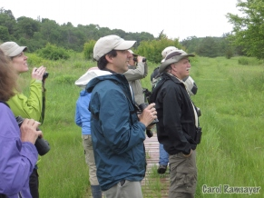 Audubon Vermont's Jim Shallow