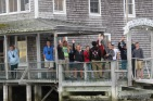 Teens at Hog Island Camp